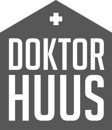 Doktor Huus Logo